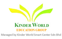 kinder word logo